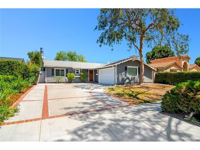 West Hills Single Family Home For Sale: 23945 Hamlin Street