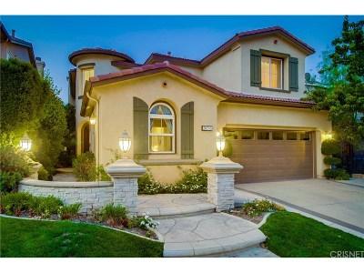Porter Ranch Single Family Home For Sale: 20755 Bergamo Way