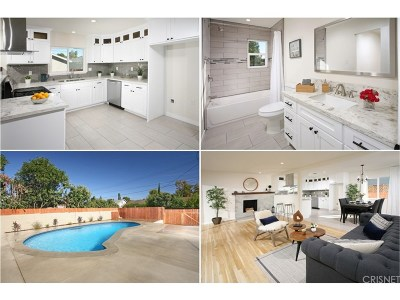 West Hills Single Family Home Sold: 7032 Fallbrook Avenue