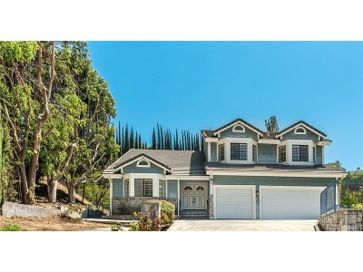 Single Family Home Sold: 21849 Tenderfoot Way