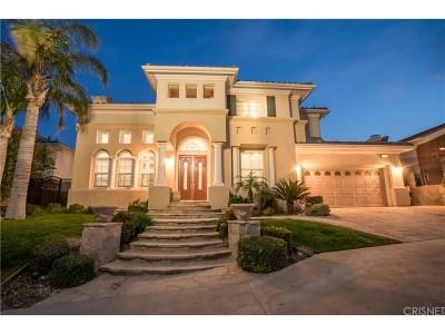 Porter Ranch Single Family Home For Sale: 20218 Via Medici