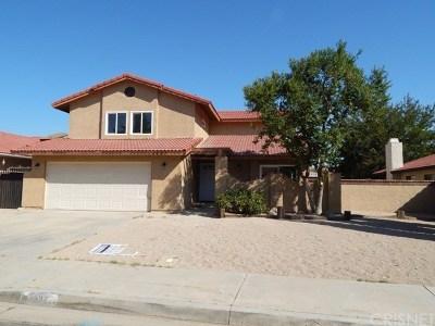 Lancaster Single Family Home For Sale: 1227 Pasteur Drive