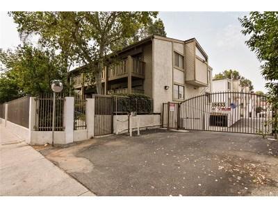 Tarzana Condo/Townhouse For Sale: 18433 Hatteras Street #109