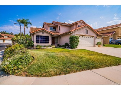 Moorpark Single Family Home For Sale: 4028 North Cedarpine Lane