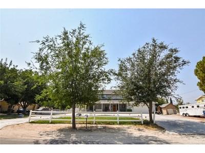 Littlerock Single Family Home For Sale: 9330 East Avenue T12