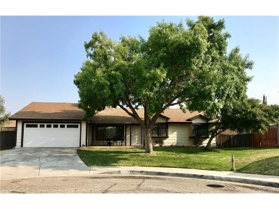 Palmdale Single Family Home For Sale: 37416 Silk Tree Lane