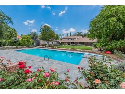 Woodland Hills Rental For Rent: 6101 Shoup Avenue