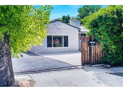 Reseda Single Family Home For Sale: 6830 Amigo Avenue