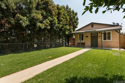 Burbank Single Family Home For Sale: 1454 North Clybourn Avenue