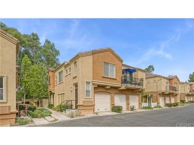 Valencia Condo/Townhouse For Sale: 26947 Hillsborough #37
