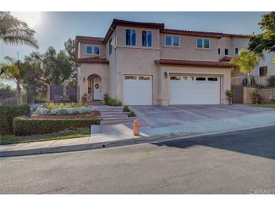 Saugus Single Family Home For Sale: 29127 Harmony Way