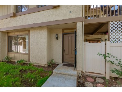 Simi Valley Condo/Townhouse For Sale: 1101 Catlin Street #C
