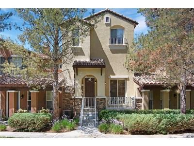 Valencia Condo/Townhouse For Sale: 28150 Ashbrook Lane