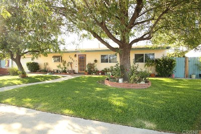 Simi Valley Single Family Home For Sale: 1633 Sutter Avenue