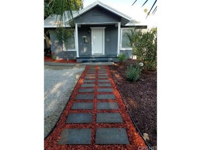 Canoga Park Single Family Home For Sale: 7417 Alabama Avenue