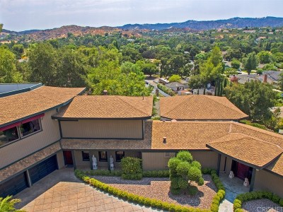 Newhall Single Family Home For Sale: 24536 Treasure Vista Avenue