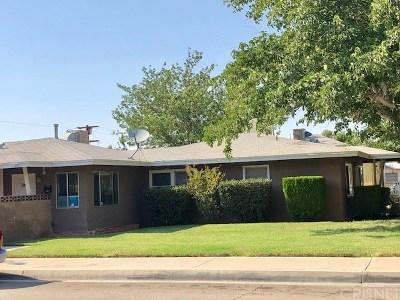 Lancaster Single Family Home For Sale: 44503 Cedar Avenue