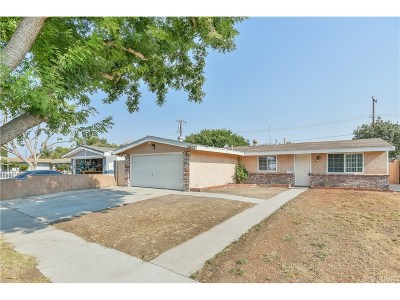 Canyon Country Single Family Home For Sale: 19403 Fairweather Street