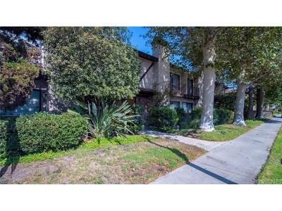 Lake Balboa CA Condo/Townhouse For Sale: $499,000