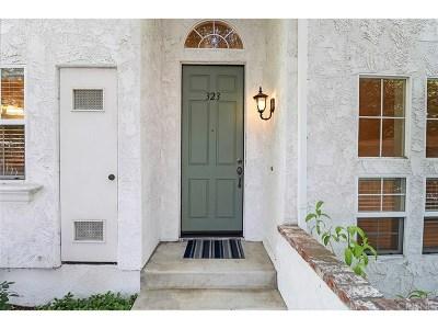 Thousand Oaks Condo/Townhouse For Sale: 323 Westlake Vista Lane