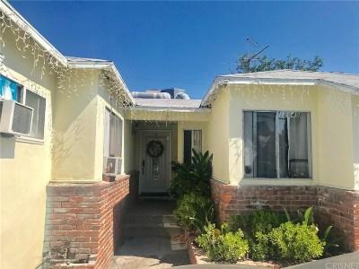 Reseda Single Family Home For Sale: 18645 Valerio Street