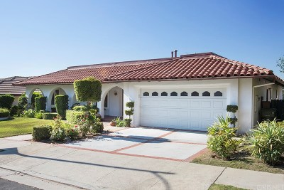 Granada Hills Single Family Home For Sale: 17520 Orna Drive