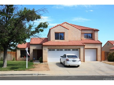 Palmdale Single Family Home For Sale: 357 Camino Real Avenue