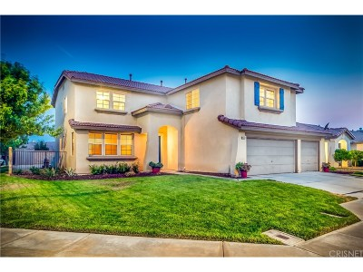 Lancaster Single Family Home For Sale: 4544 West Avenue J3