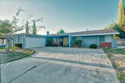 Palmdale Single Family Home For Sale: 39730 Eadmer Avenue