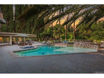 Woodland Hills Single Family Home For Sale: 20411 Chapterr Drive