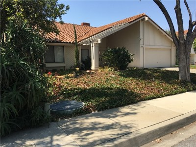 Westlake Village Single Family Home For Sale: 3338 Allegheny Court