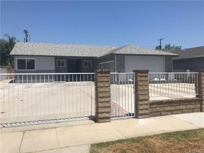 Canoga Park Single Family Home For Sale: 21909 Elkwood Street