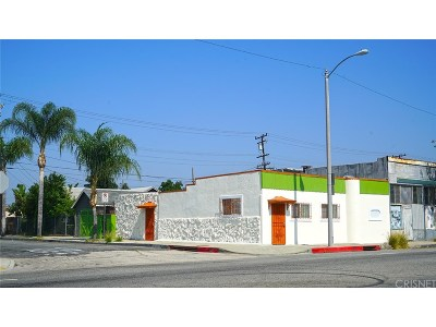 Inglewood Residential Income For Sale: 6551 West Boulevard