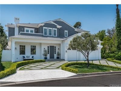 Encino Single Family Home For Sale: 16598 Bosque Drive