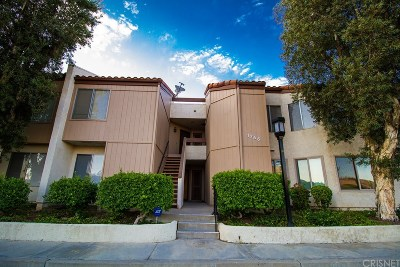 Simi Valley Condo/Townhouse For Sale: 1766 Sinaloa Road #182