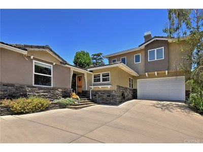 Woodland Hills Single Family Home For Sale: 22442 Maycotte