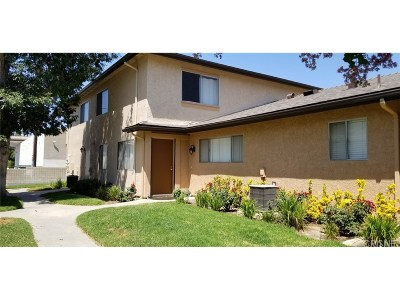 Simi Valley Condo/Townhouse For Sale: 2017 Calle La Sombra #3