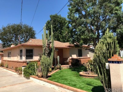 Chatsworth Single Family Home For Sale: 10209 Jordan Avenue