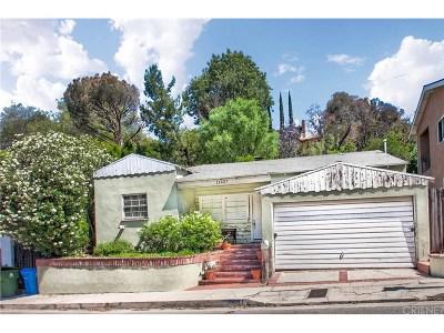 Single Family Home For Sale: 11657 Sunshine