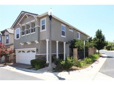 Valencia Single Family Home For Sale: 29365 Dakota Drive