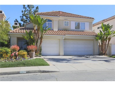 Calabasas Single Family Home For Sale: 23117 Park Terra