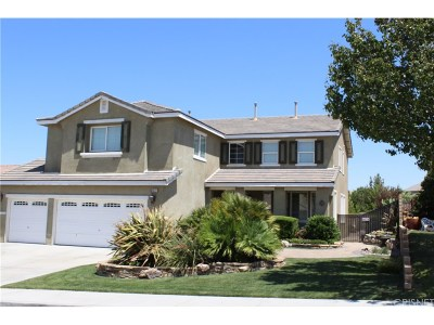 Palmdale Single Family Home For Sale: 36510 Calico Way
