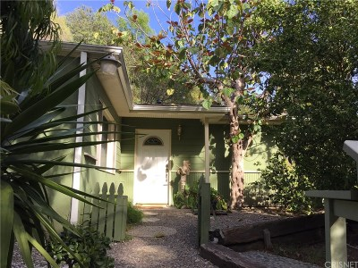 Hollywood Hills Single Family Home For Sale: 3446 Adina Drive