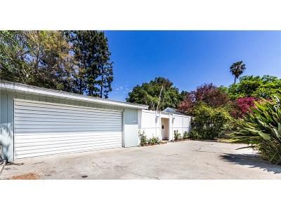 Sherman Oaks Single Family Home For Sale: 4245 Sepulveda Boulevard