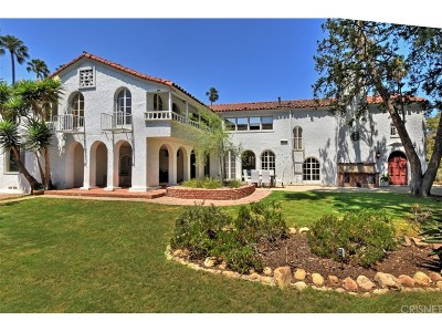 Single Family Home For Sale: 501 Wilcox Avenue