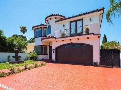 Encino Single Family Home For Sale: 5029 Newcastle Avenue