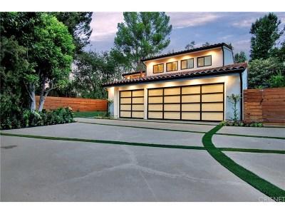 Calabasas Single Family Home For Sale: 4020 Park Melinda