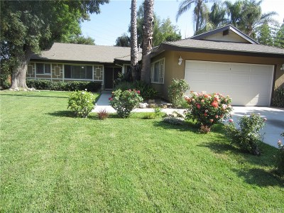 Northridge Single Family Home For Sale: 9591 Geyser Avenue