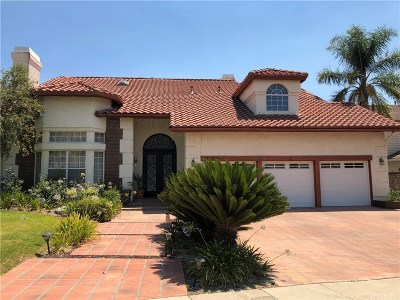 Granada Hills Single Family Home For Sale: 17600 Bryan Place