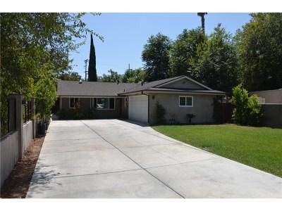 Woodland Hills Rental For Rent: 22512 Clarendon Street